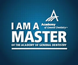 Mastership of the Academy of General Dentistry