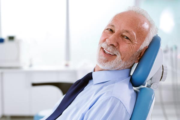 oral cancer screenings are part of your complete dental examination